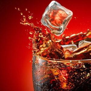 кока-кола ароматизатор