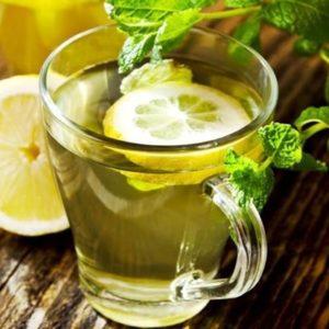 Чай зеленый с лимоном ароматизатор