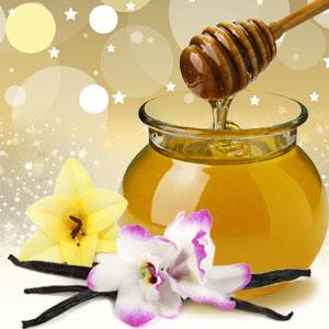 Мед с ванилью ароматизатор