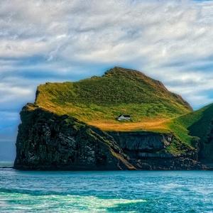 отдушка таинственный остров