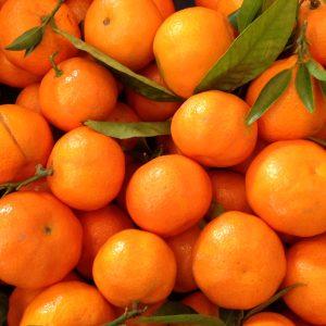 мандарин отдушка