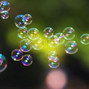 отдушка мыльные пузыри